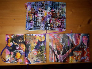 MonTy Taschenkalender - 3
