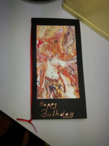 HAndmade Birthday
